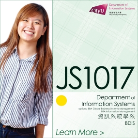 JS1017 Department of Information Systems