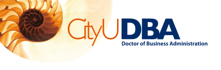CityU DBA - Doctor of Business Administration