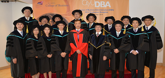 Views from Our Graduates   DBA   CityU