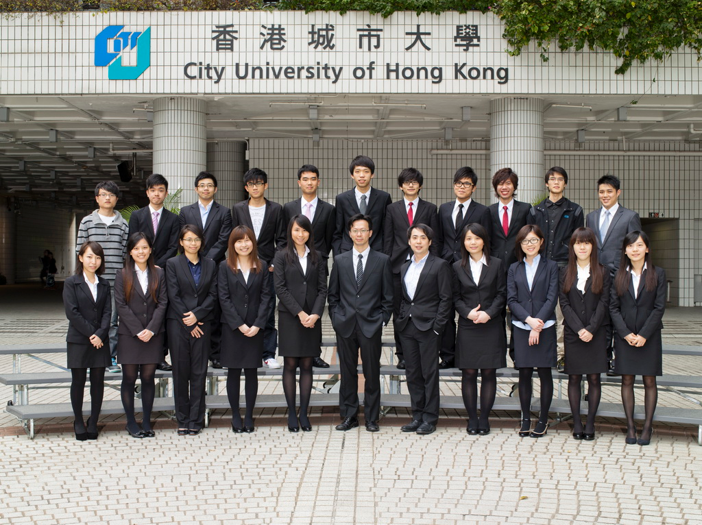 Class Photo Department Of Information Systems City