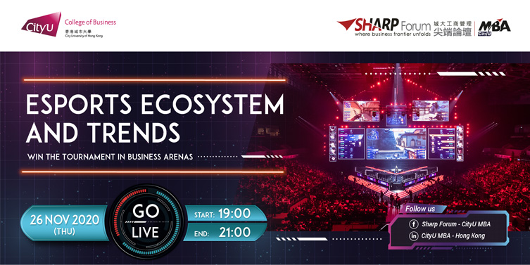 Esport Ecosystem and Trends in Hong Kong