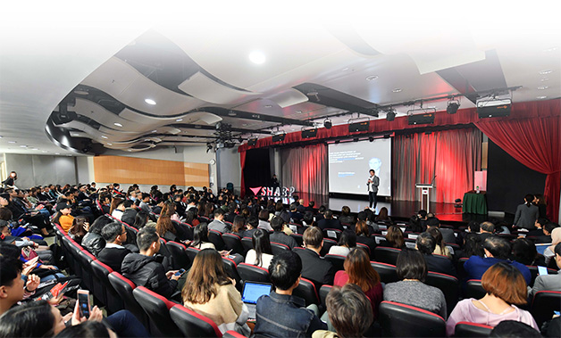 SHARP Forum | MBA | CityU