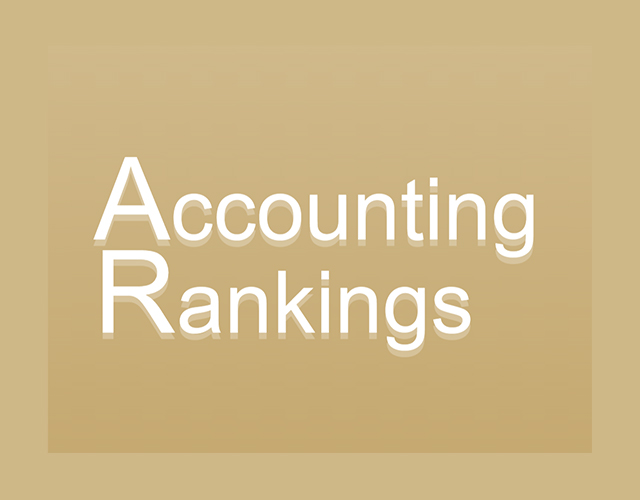 Professor Kim lands top place in Accounting Author Rankings