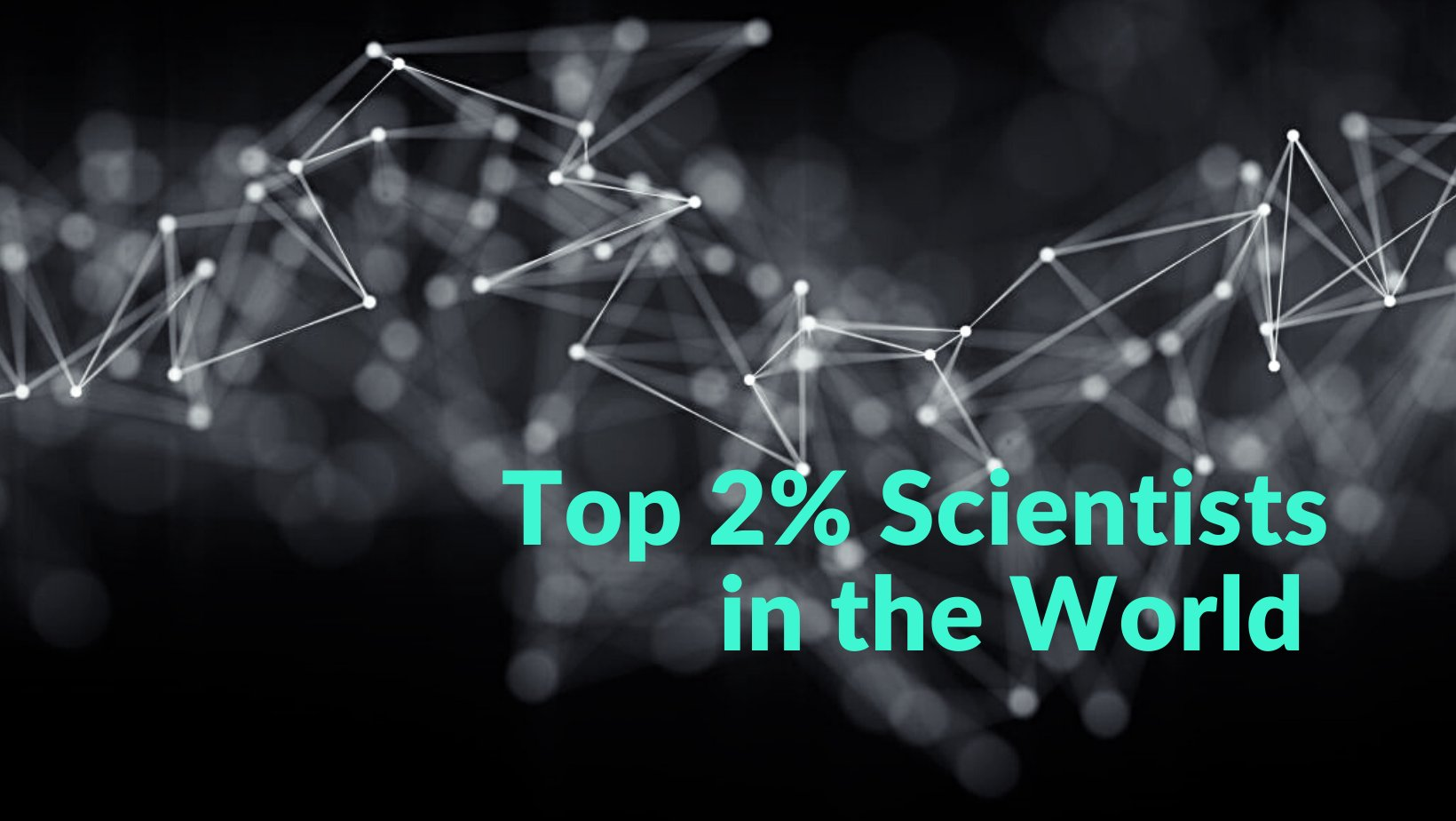 Seven CB faculty members listed the world's top 2% scientists