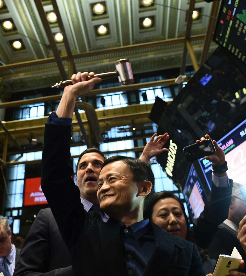 Genie out of the Bottle - The impact of the Alibaba IPO