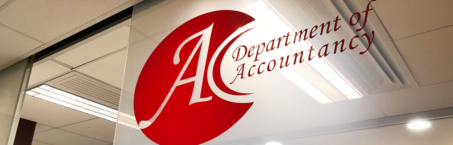 Department of Accountancy